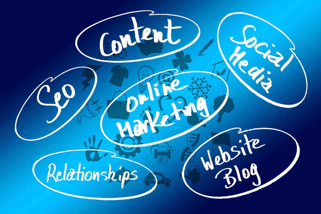 Formations web marketing
